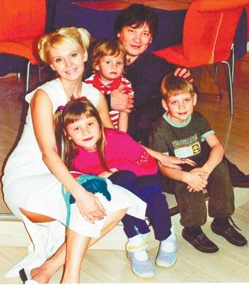 Александр Шульгин биография личная жизнь семья жена дети  фото
