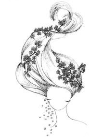 09.Красивые картинки для срисовки для девочек