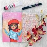11.Личный дневник фото: красивое оформление лд