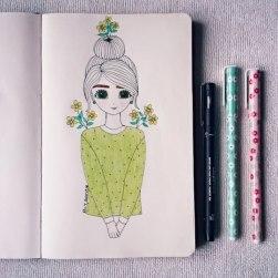 12.Личный дневник фото: красивое оформление лд