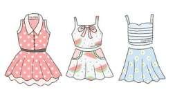 05.Рисунки для срисовки легкие для девочек