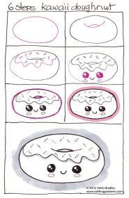 09.кавайные рисунки для срисовки
