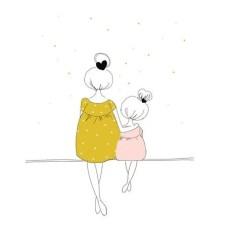 19.срисовки для девочек лёгкие