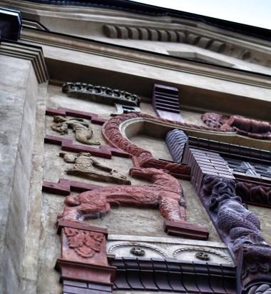 Berlin Jugendstil Admiralspalast 1-4