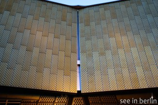 Building of the Berlin Philharmonic