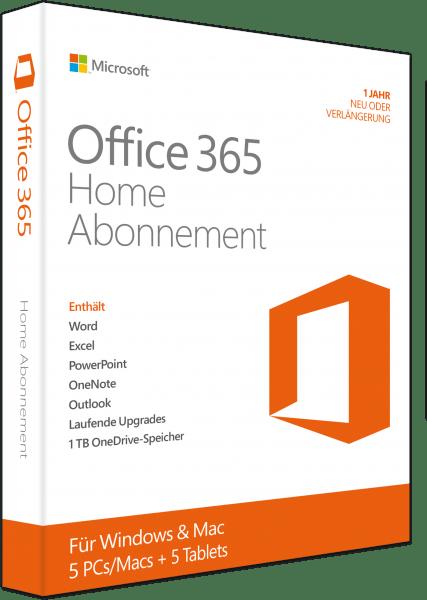 Microsoft Office 365 Hejmo