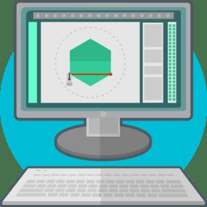 Computer zusammenbau