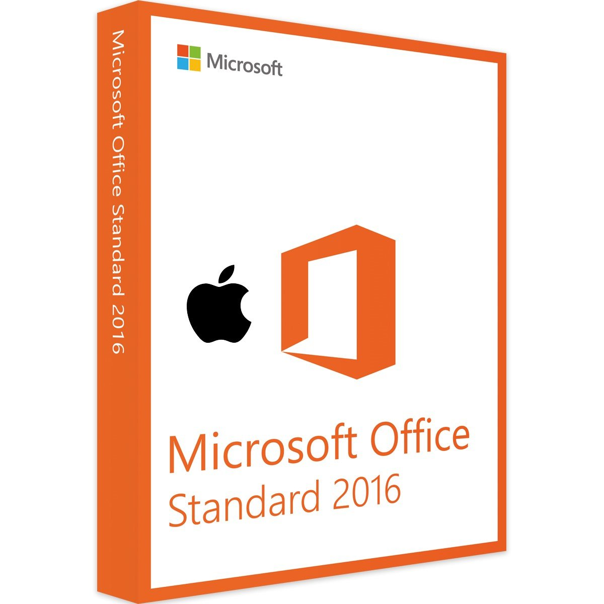 microsoft office for mac standard 2016