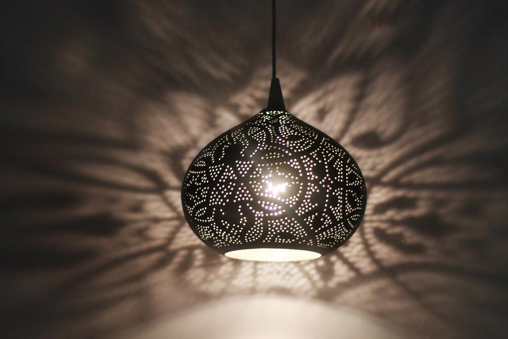 De sfeermaker in huis Oosterse lampen  Licht  tips