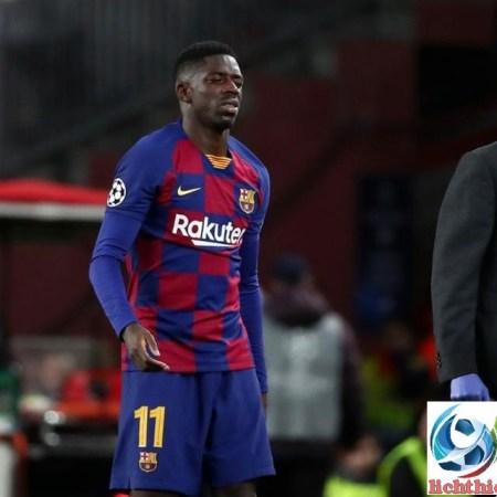 Ousmane Dembele chính thức lỡ cơ hội dự EURO 2020 cùng tuyển Pháp