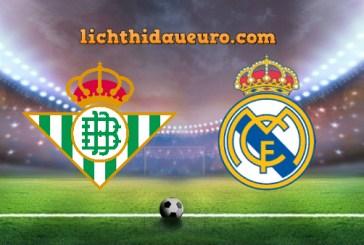 Soi kèo Real Betis vs Real Madrid, 03h00 ngày 9/3/2020