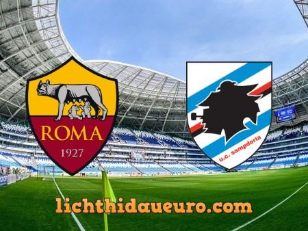 Soi kèo AS Roma vs Sampdoria, 21h00 ngày 03/01/2021