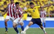 Đội tuyển Colombia lách qua khe hẹp vào World Cup 2018