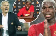 Mourinho đang lý giải phong độ giảm sút của Paul Pogba