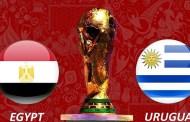 Soi kèo - dự đoán Ai Cập vs Uruguay World Cup 2018 tại Nga 19h ngày 15/06