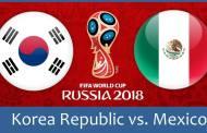 Soi kèo nhà cái Hàn Quốc vs Mexico, 22h00 ngày 23/06