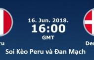 Soi Kèo Peru và Đan Mạch 16/06/2018 – Cá độ World Cup 2018