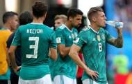 Đức nối gót Tây Ban Nha và Italia trở thành nhà ĐKVĐ thất bại từ vòng bảng