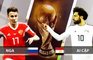Nga vs Ai Cập – Soi kèo World Cup – 20/6/2018