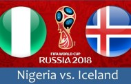 Nhận định Nigeria vs Iceland 22h00 ngày 22/06