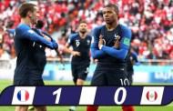 Pháp chính thức vào vòng 1/8 nhờ công của Mbappe