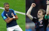 Luka Modric và Kylian Mbappe, ai sẽ giành Quả bóng vàng?