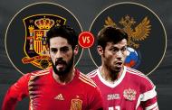 Dự đoán tỷ số Nga vs Tây Ban Nha, 21h00 ngày 1/7