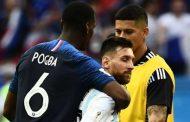 Paul Pogba chia sẻ thẳng thắn về Messi sau chiến thắng