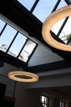 Decoratief en functionele werkverlichting