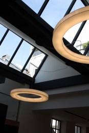 Decoratief en functionele werkverlichting i.s.m. VDP