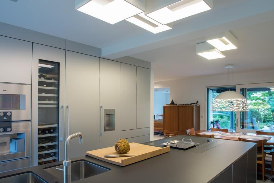Küchenbeleuchtung Bild Referenz