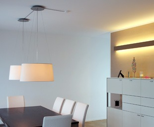 Wohnzimmerbeleuchtung Bild Referenz