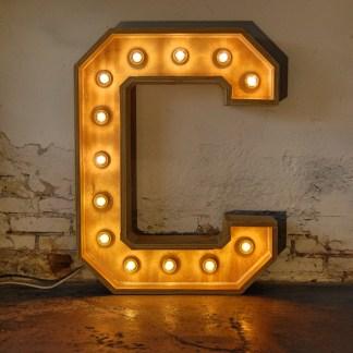 Lichtletter C