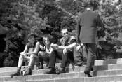 Annahme - Heinz Werner Domnik - High Heels vs Boots