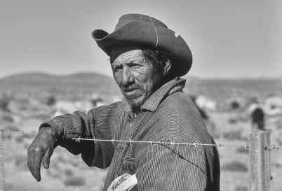 Dieter F. Grins - Hirte in Patagonien