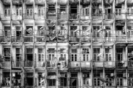 Fred Eversmann - Yangon facade