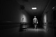 Rashid Galiev - Hospital Corridors