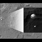 Flickr Creative Commons - MRO captures Curiosity's Parachute - NASA