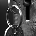 Under lock and key - Flickr Creative Commons - JanetR3