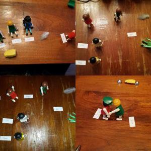 Familieopstellingen met playmobiel