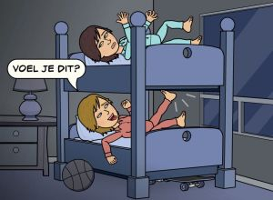 Slapen in aparte bedden