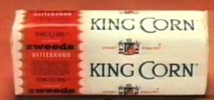 King corn brood wit. A Whiter Shade of Pale en King Corn brood