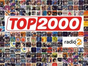 Luisteren en kijken naar de top 2000