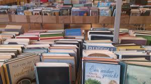Boekenmarkt,