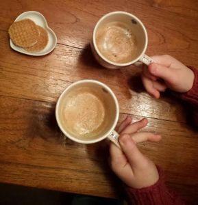 Van pickwick thee-moeder naar koffie-dochter