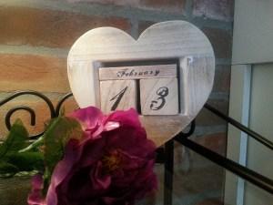 Een DIY voor Valentijnsdag