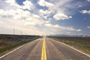 De snelweg en het leven