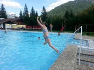 Bewegen en zwemmen