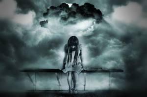 Depressie zichtbaar