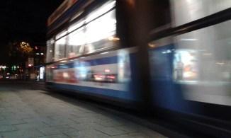 Nochmal Straßenbahn...